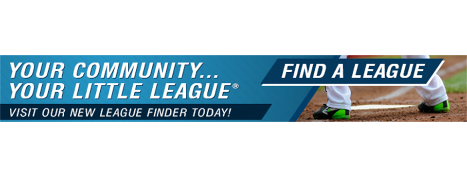Little League Finder