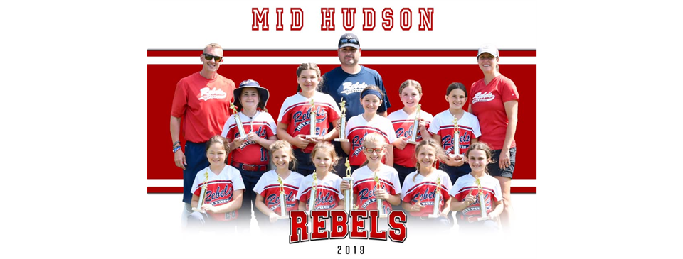 10U Red 2nd Place @ Rebels Rumble