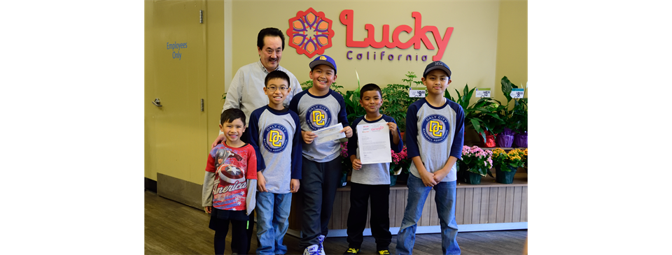 Lucky Presentation March 4, 2017