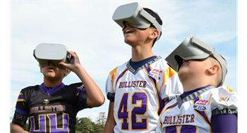 USA Football, Pop Warner & TeachAids Launch World's First Virtual Reality Concussion Education