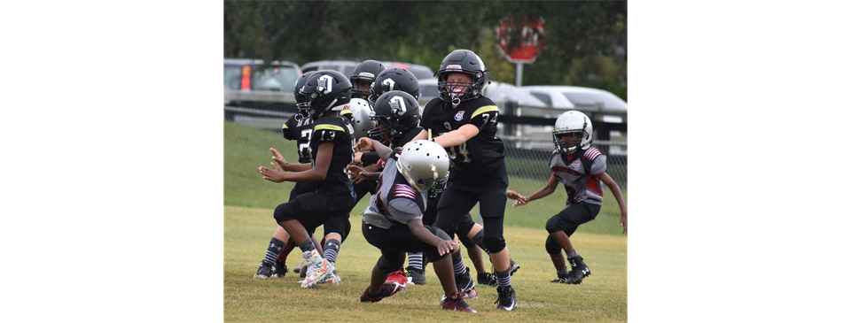 All Ages of Tackle Football