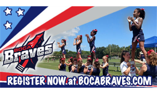 Boca Braves Registration