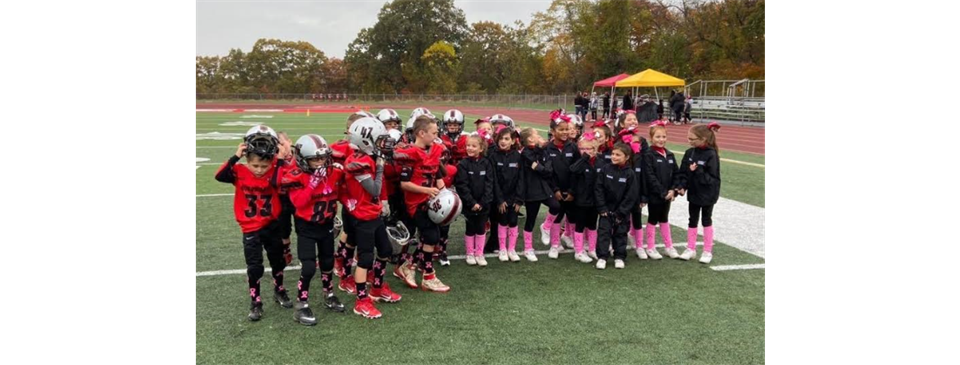 2019 TSYFL Twerps Super Bowl Champs