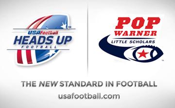 Pop Warner and USA Football