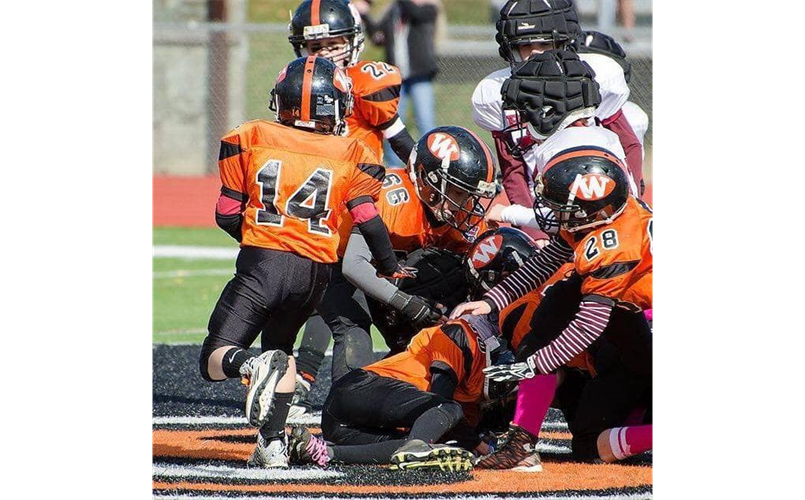 Tackle Football