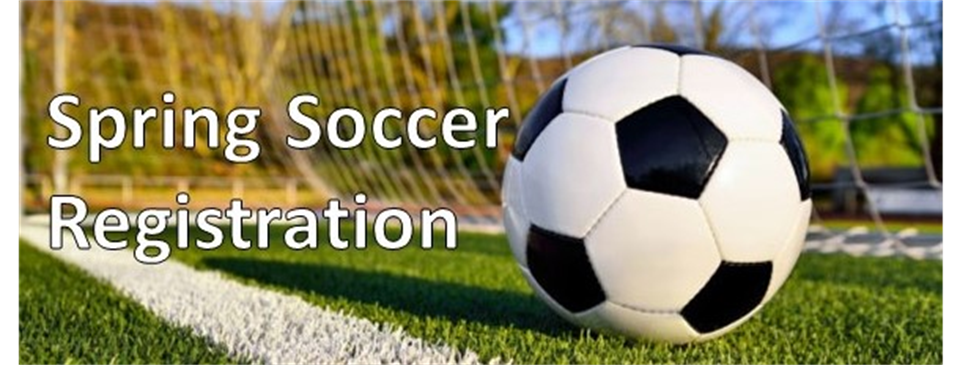 Spring Rec registration details coming soon. Season starts in early May!