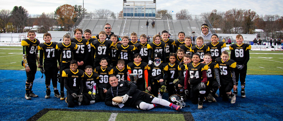 2018 SVMFL B Division Champions [Steelers]