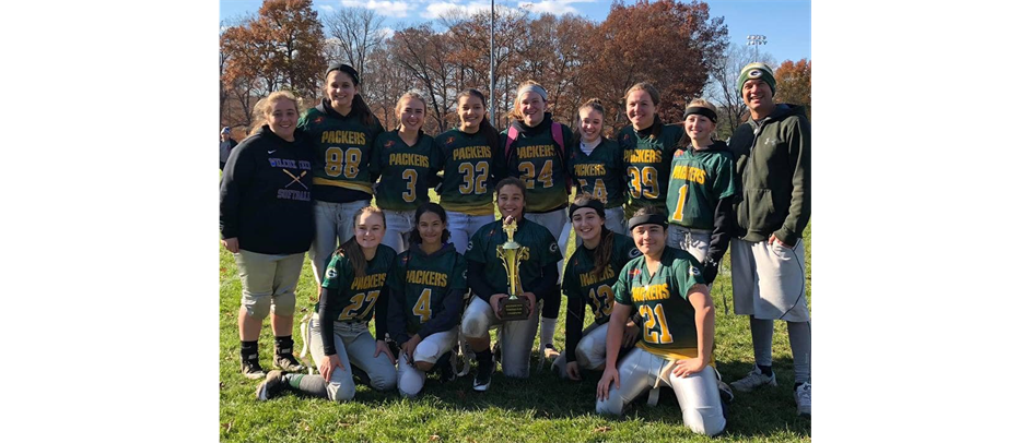 2018 SVMFL Powder Puff Division Champions [Packers]