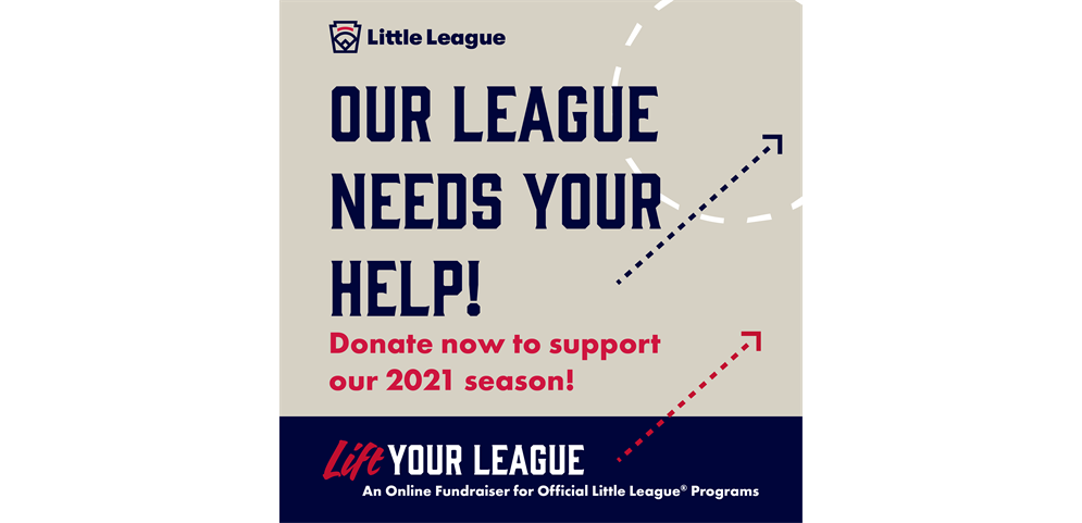 Click here to donate and LIFT OUR LEAGUES