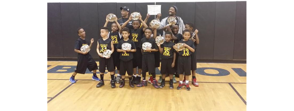 9U Basketball Champs
