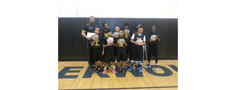 13U Basketball Champs