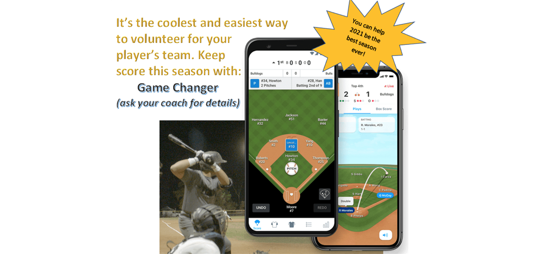 Volunteer to Keep Score with Game Changer