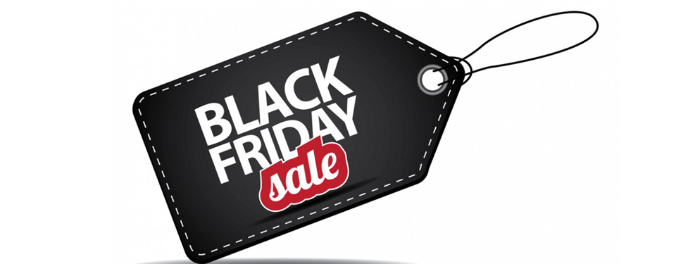 Black Friday Registration Specials