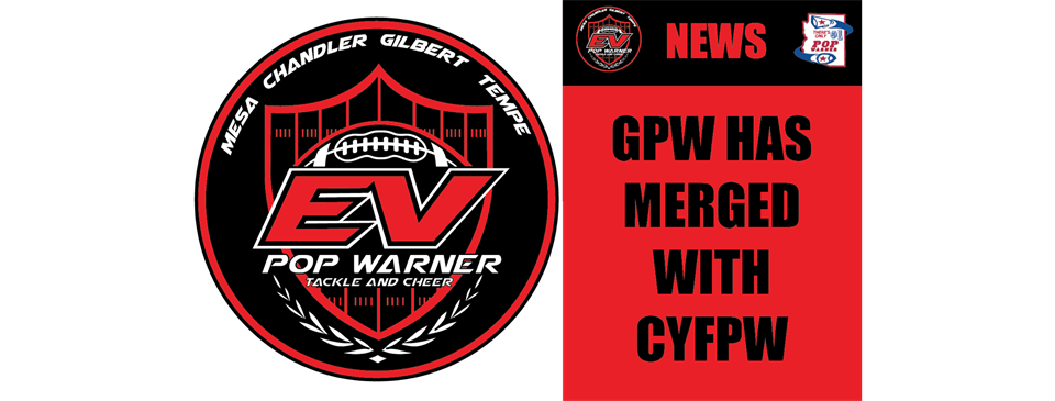 Chandler Youth Football & Gilbert Pop Warner Merge