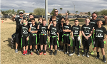 Turf Wars Elite Competes in Their First Tournament