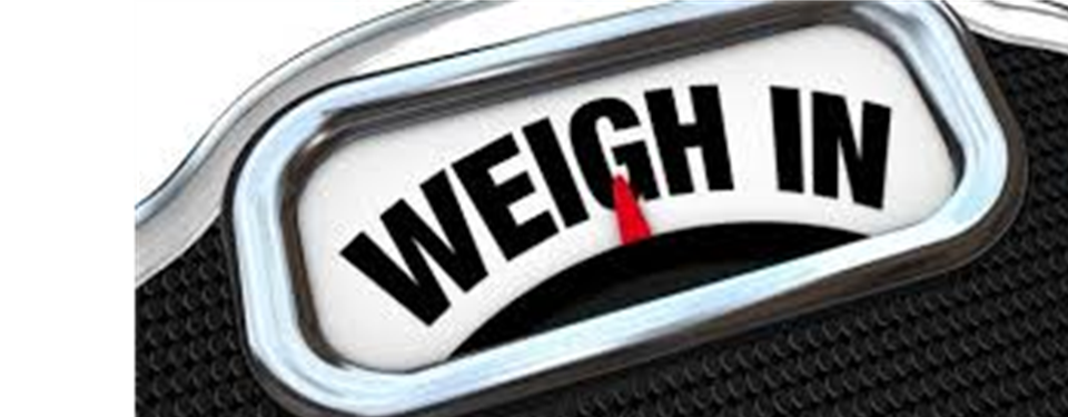 The 2020 weigh in day is August 29th