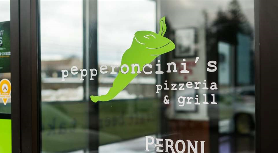 Sponsor! Pepperoncini's Pizzeria & Grill
