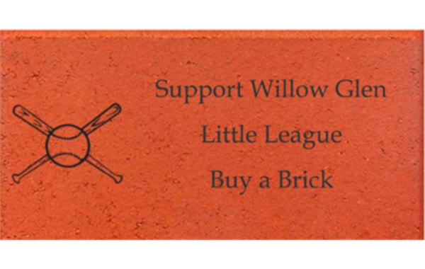 SUPPORT WGLL AND BUY A BRICK!