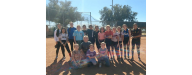 2020 Knock Off the Dust Clinic Day 2 Softball Majors and Jrs
