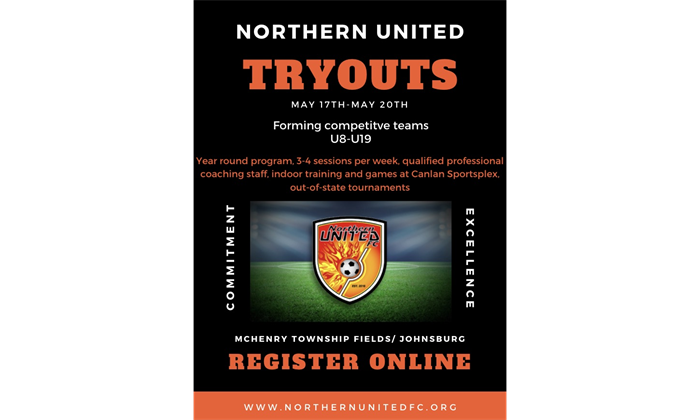 NUFC 2021/2022 Travel Tryouts