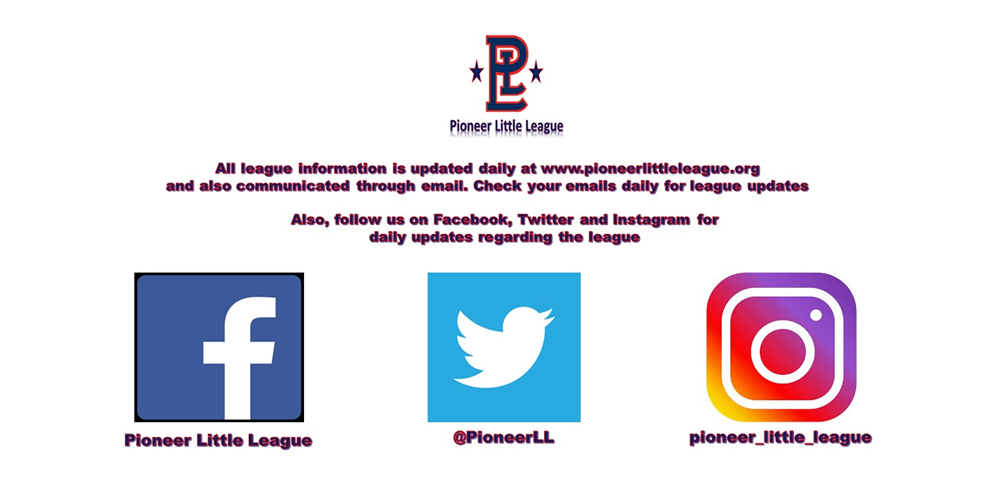 Follow PLL on Facebook, Instagram and Twitter