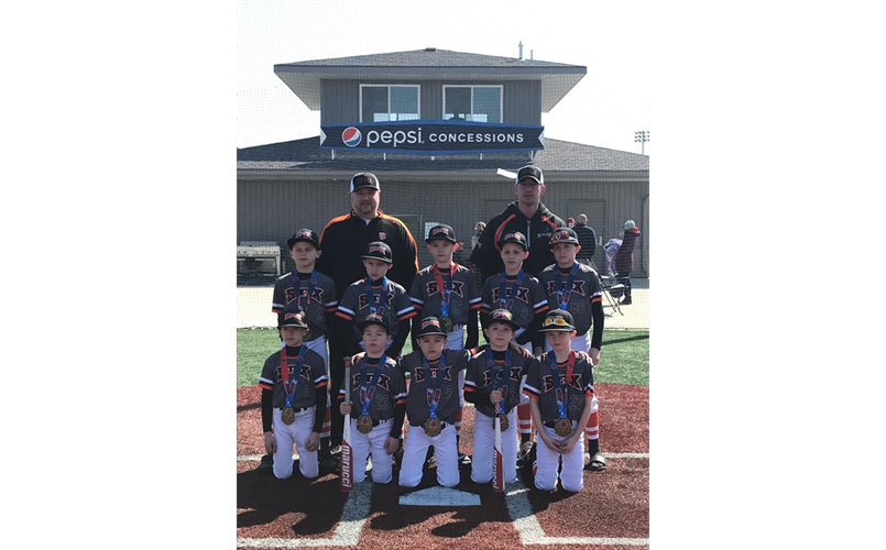 9U AT Battle of Bettendorf Silver Bracket Champs!