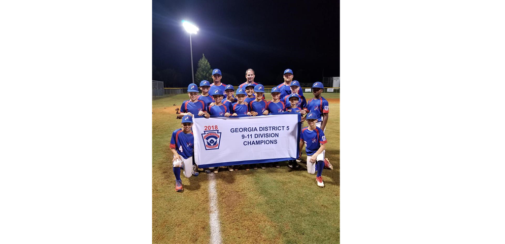 11 yr old Champs