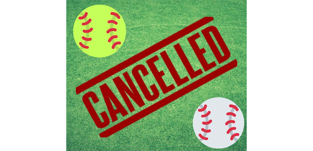 MP Little League is officially cancelled for the Spring Season