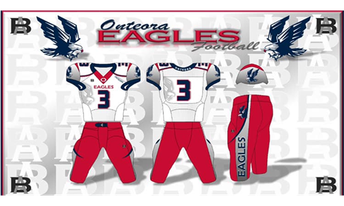 2019 Eagles Uniforms!
