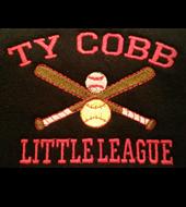 Ty Cobb Little League > Home
