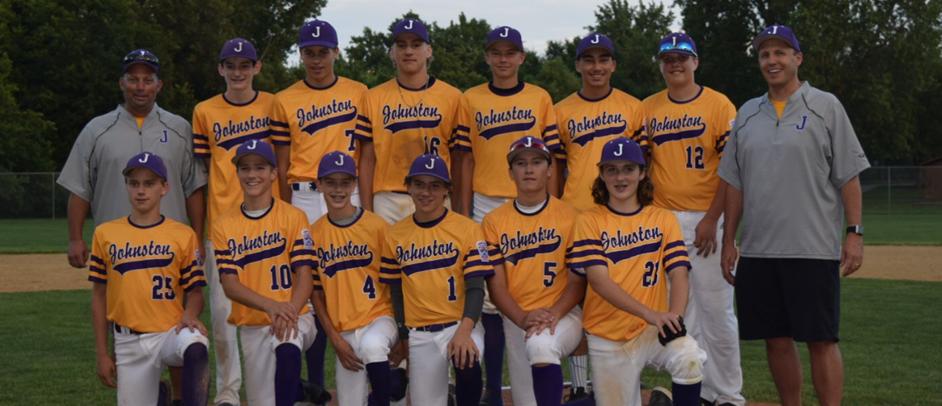 2019 Juniors Iowa Division 3 Champions