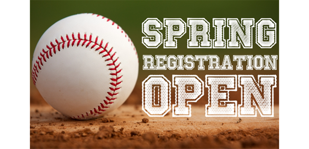 SPRING REGISTRATION IS OPEN! CLICK HERE!