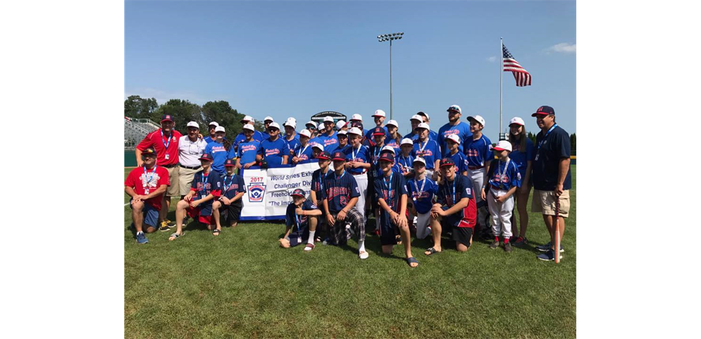 Freehold Twp. Challenger @ 2017 World Series