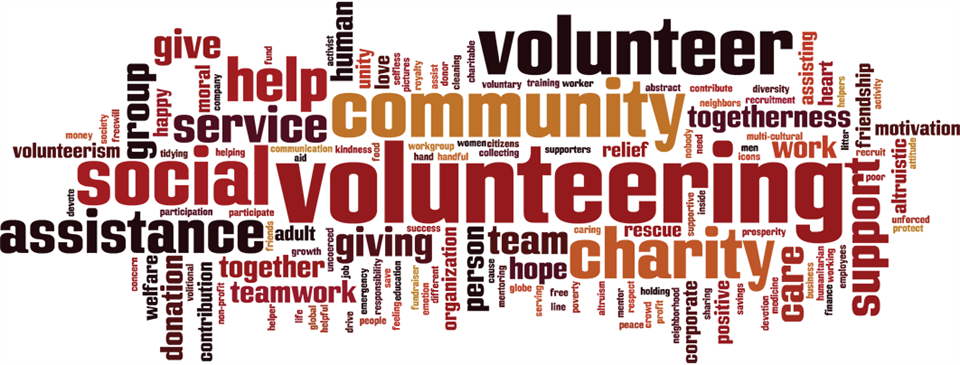 Why Should I Become a Volunteer? (Click Image for more Info!)