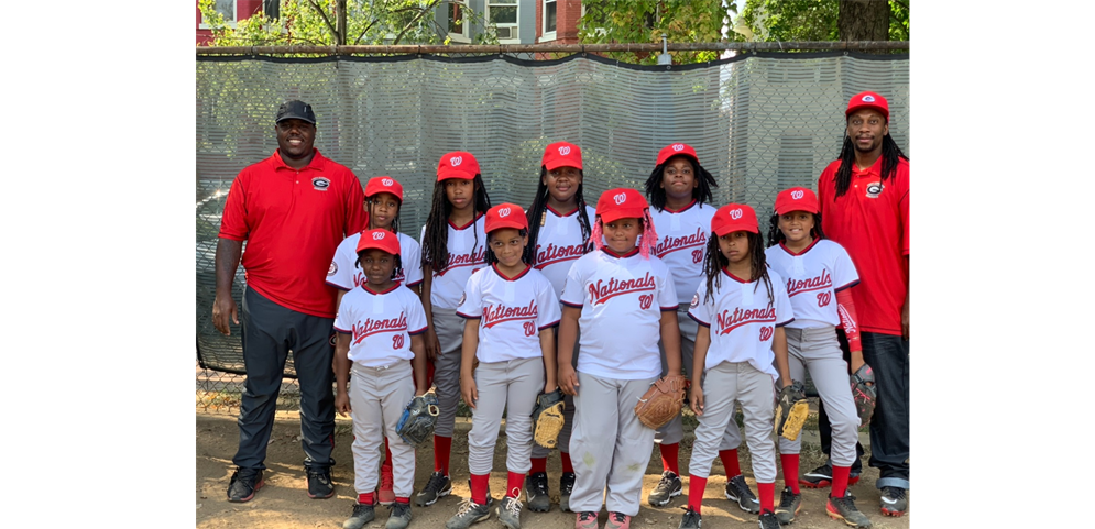 Fort Stanton Generals join Ward Eight Little League