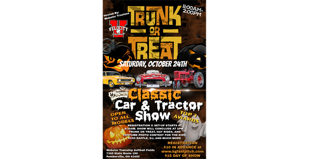 Classic Car & Tractor Show