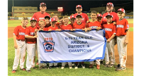 Arcadia Little League Wins 2019 District 6 8-9-10 Baseball Championship