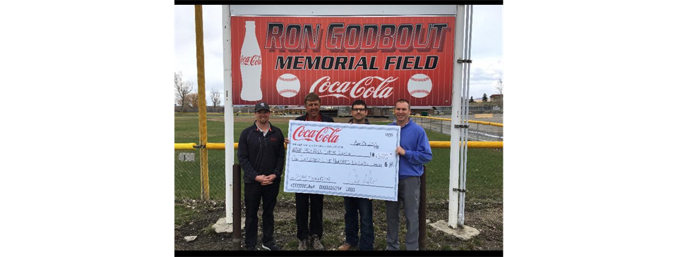Thank you, Coca-Cola of Butte!