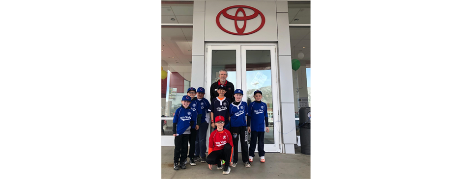 Thank you, Toyota of Butte!