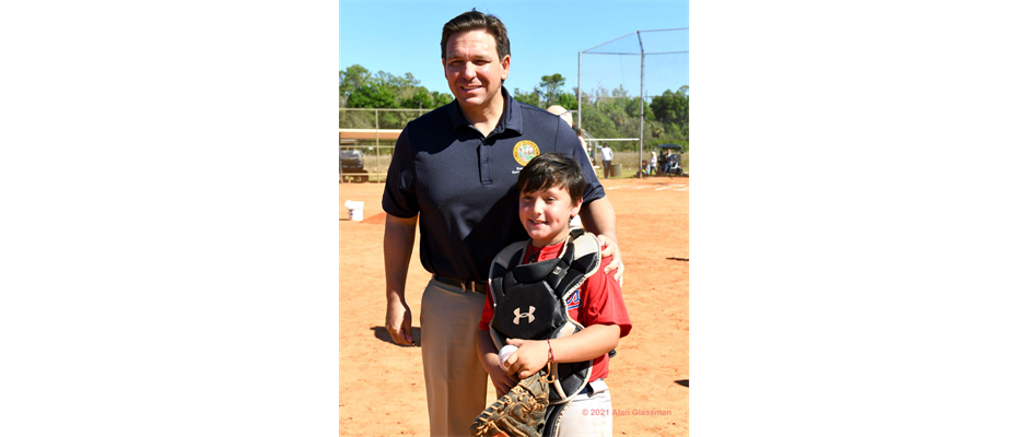 Opening Day Video with Governor Ron DeSantis