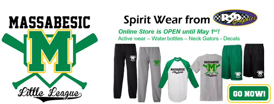 Spirit Wear available now!