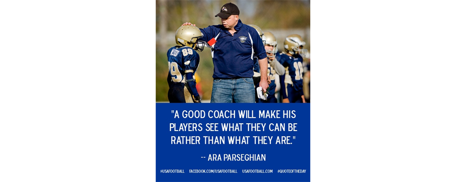 Coaches Build Leaders