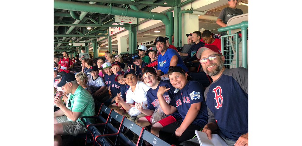 Red Sox Trip 2018