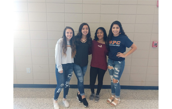 Four TCSA Flames Signing for the next level