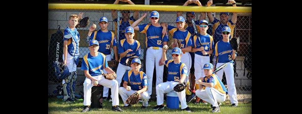Wisconsin District 3 Little League Home