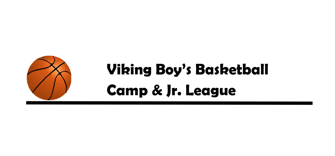 Viking Boy's Basketball Camp and Junior League - Tentative Schedule