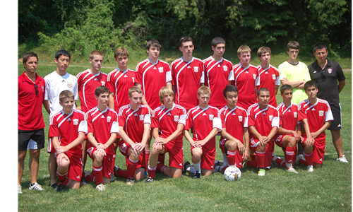 CONGRATS VYS 94 UNITED WHITE RUNNER-UP IN D2 AND PROMOTED TO D1 NEXT SEASON!