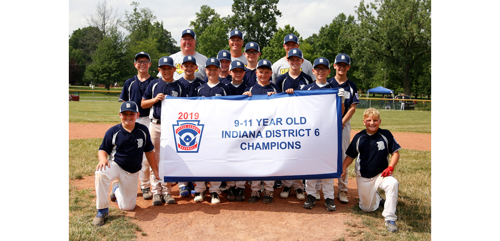 Delta - 2019 9-11 Year Old Baseball Champs