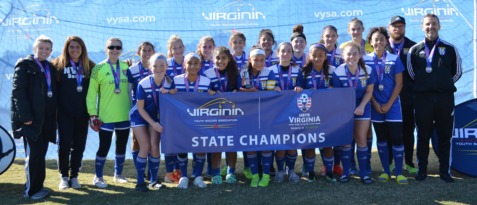 Virginia NCS: The State Cup