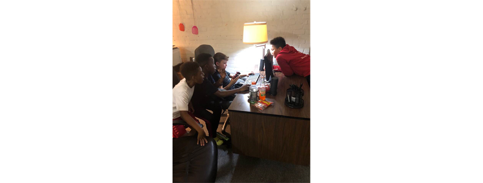 Picture 3 of 3 from the sleepover on April 12, 2019